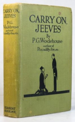 Carry On, Jeeves! P. G. WODEHOUSE