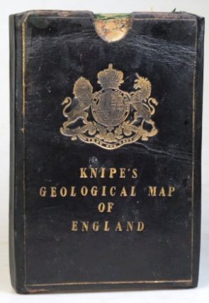 Geological & Mineralogical Map of England & Wales, With Parts of Scotland, Ireland & France, Showing also the Inland Navigation By Means of Rivers & Canals, With the Elevation Elevation in Feet Above the Sea, the Rail Roads & Principal Roads.