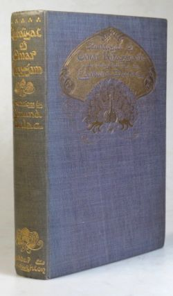 Rubaiyat of Omar Khayyam. Rendered into English Verse by... With Illustrations by Edmund Dulac....