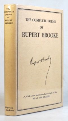 The Complete Poems of. Rupert BROOKE