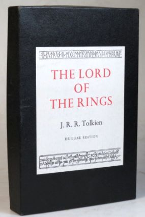 The Lord of the Rings. (Part I. The Fellowship of the Ring. Part II. The Two Towers. Part III. The Return of the King).