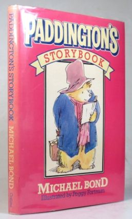 Paddington's Storybook. Illustrated in Colour and Black and White by Peggy Fortnum.