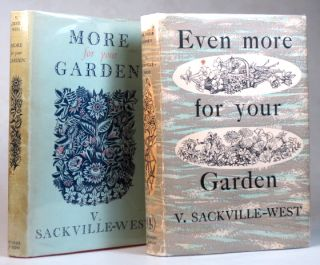 In Your Garden. In Your Garden Again. More For Your Garden. Even More For Your Garden.