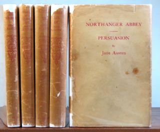 Works]. Sense and Sensibility. Pride and Prejudice. Emma. Mansfield Park. Northanger Abbey....