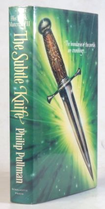 The Subtle Knife. Philip PULLMAN