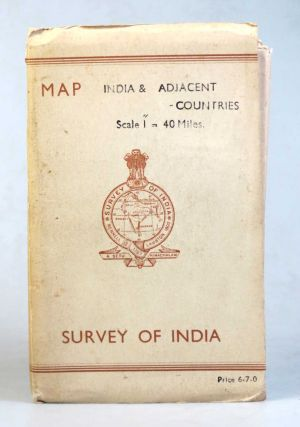 India and Adjacent Countries.
