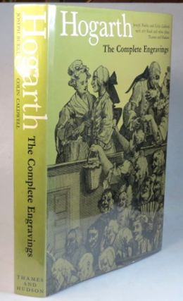 Hogarth. The Complete Engravings. William HOGARTH, Joseph BURKE, Colin CALDWELL