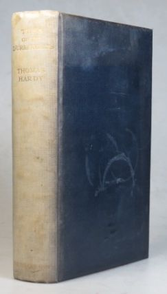Tess of the D'Urbervilles. A Pure Woman. Faithfully Preserved by... With... wood engravings by...