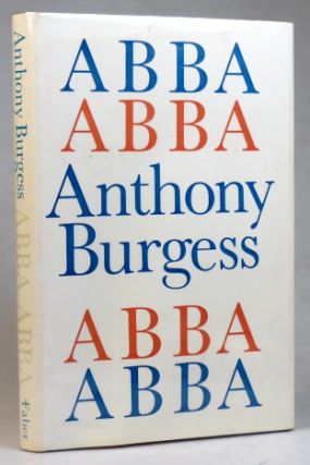 Abba Abba. Anthony BURGESS