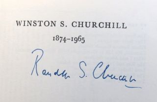 Winston S. Churchill. Youth 1874-1900. Young Statesman 1901-1914. 1914-1916. 1917-1922. 1922-1939. Finest Hour 1939-1941. Road to Victory 1941-1945. 'Never Despair' 1945-1965. Companion volume I parts 1 & 2. ...volume II parts 1, 2 & 3. ...volume III parts 1 & 2. ...volume IV parts 1, 2 & 3. ...volume V parts 1, 2 & 3.
