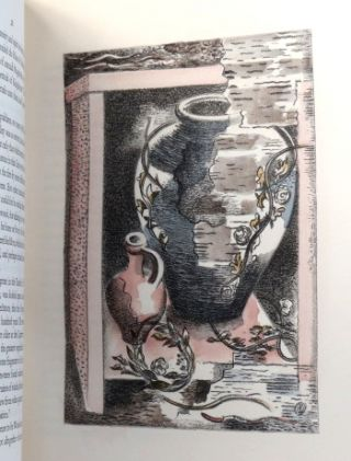 Urne Buriall and The Garden of Cyrus. With... drawings by Paul Nash. Edited with an introduction by John Carter.