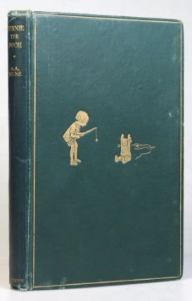 Winnie-the-Pooh. With Decorations by Ernest H. Shepherd. A. A. MILNE