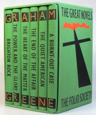 The Great Novels). Brighton Rock. The Power and the Glory. The Heart of the Matter. The End of...