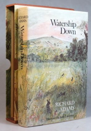 Watership Down. Illustrated by John Lawrence. Richard ADAMS