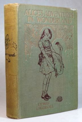 Alice's Adventures in Wonderland. Illustrated in Colour by A.E. Jackson. JACKSON, Lewis CARROLL