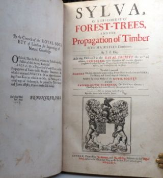 Sylva, or A Discourse of Forest-Trees, and the Propagation of Timber in His Majesties Dominions. By JEE. Esq.;... To which is Annexed Pomona; or, An Appendix Concerning Fruit-Trees in Relation to Cider; the Making and Several Ways of Ordering it... Also Kalendarium Hornets; or, Gardeners Almanac; Directing what he is to do Monthly Throughout the Year.