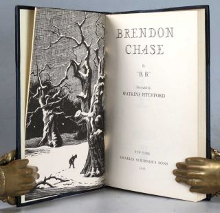 Brendon Chase. Illustrated by Watkins Pitchford.