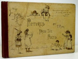 Pictures from the Poets. T. PYM, CREED pseud., Clara