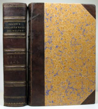 Tallis's Topographical Dictionary of England & Wales. E. L. BLANCHARD