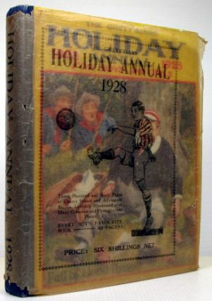 The Greyfriars Holiday Annual 1928. Frank RICHARDS