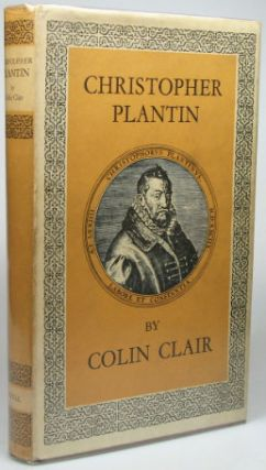 Christopher Plantin. Colin CLAIR
